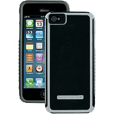 Body Glove® Tactic Case For iPhone 5, Black/Gray