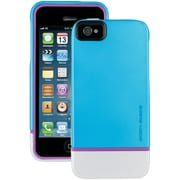Body Glove® Icon Hybrid Case For iPhone 5, Teal/Silver/Pink
