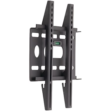 RCA® MAF15BKR 15in. to 32in. Slim Flat Panel Mount For LCD/LED TV Up To 55 lbs.