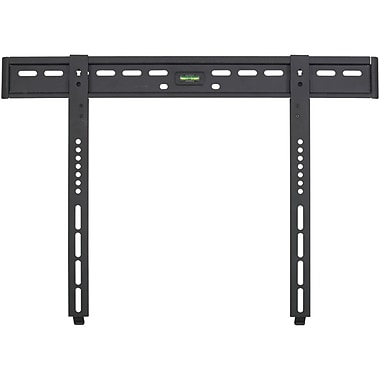 RCA® MS60BKR 32in. to 60in. Ultra-Thin Fixed Mount For LCD/LED TV Up To 130 lbs.