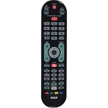 RCA® RCRPS04GR 4-Device Backlit Universal Remote