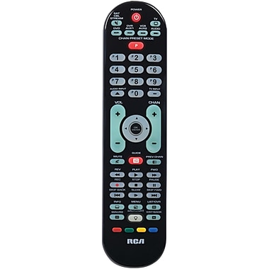 RCA® RCRPS06GR 6-Device Universal Remote
