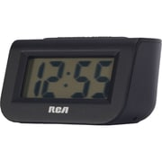 "RCA® RCD10 Alarm Clock With 1"" LCD Display"