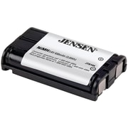 Jensen® JTB104 Ni-MH 830 mAh Cordless Phone Replacement Battery For Panasonic HHR-P104