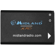 Midland Radio® BATT11L 3.7 VDC 1100 mAh Lithium-ion Rechargeable Replacement Battery