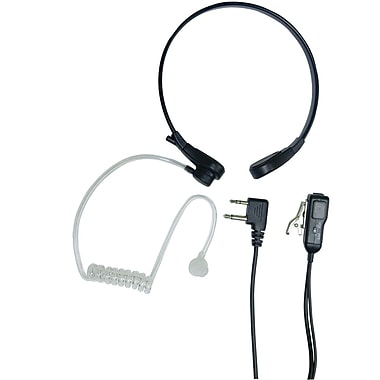 Midland Radio® AVPH8 Acoustic Throat Mic