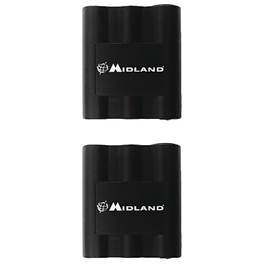 Midland Radio® AVP7 Rechargeable Battery For LxT210, LxT310, LxT410 & GxT Series 2-Way Radios
