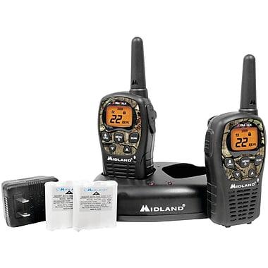 Midland Radio® LxT535VP3 Up to 24 Mile Two-Way Radio