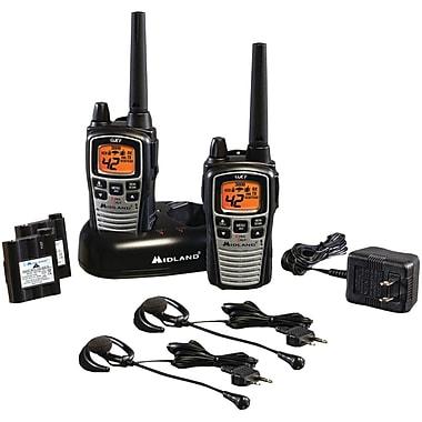 Midland Radio® GxT860VP4 Up to 36 Mile Two-Way Radio