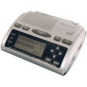 Midland Radio® WR-300 Gray Deluxe SAME Weather-Alert/All-Hazard Radio With Am/fm Radio