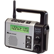 Midland Radio® xT511 Emergency Crank Base Camp Two-Way Radio