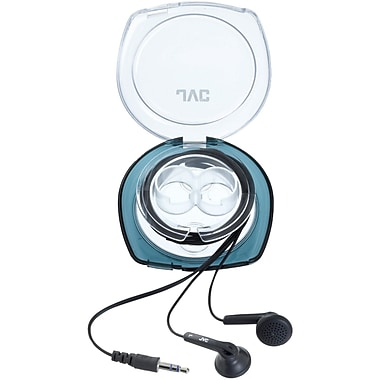 JVC® Earbuds With Hard Carrying Case