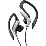JVC® Sport Style Ear-clip Headphones, Silver