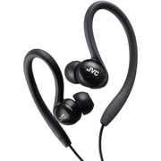 JVC® Ladies' Sports Clip Headphones, Black