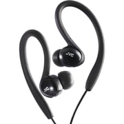 JVC® Sport-clip In-Ear Headphones, Black