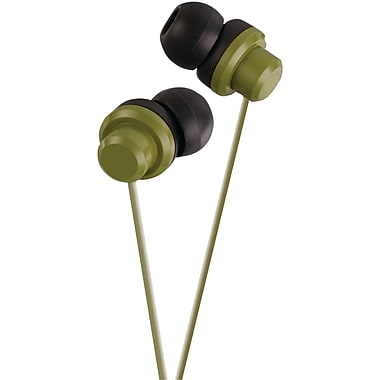 JVC® Riptidz In-Ear Headphones, Green