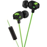 JVC® Xtreme Xplosives In-Ear Headphones With Microphone and Remote, Green