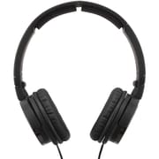 JVC® Carbon Nanotube On-Ear Headband Headphones, Black