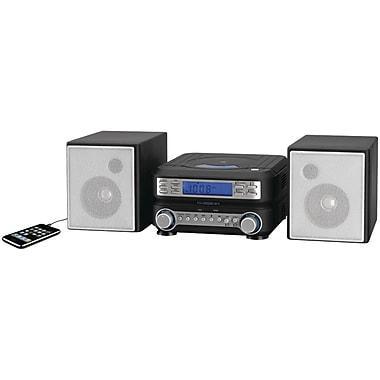 GPX® HC221B Horizontal AM/FM/CD Player