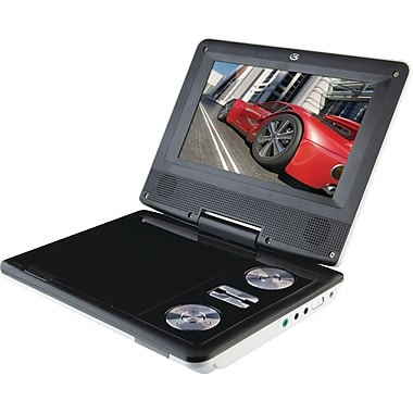 GPx® PD701W 7in. TFT LCD Display Portable DVD Player