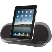 iHome® iD3BZC Speaker System For iPad, iPhone, iPod, Black
