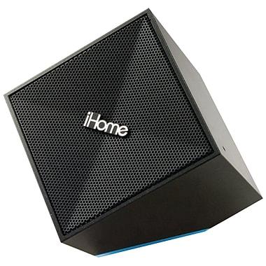 iHome® IDM11B Rechargeable Portable Bluetooth Speaker, Black