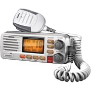 Uniden® Solara D UM380 VHF Marine Radio, White
