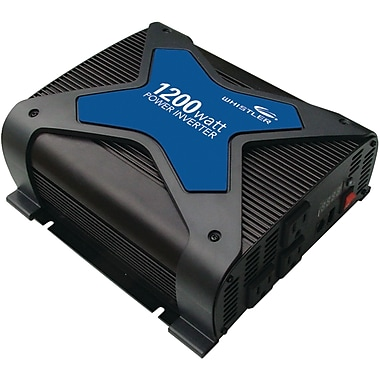 Whistler® PRO 1200 W Power Inverter With USB Port