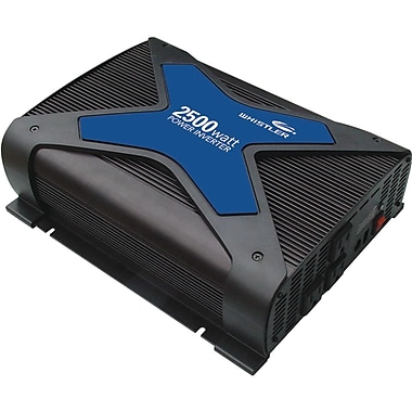 Whistler® PRO 2500 W Power Inverter With USB Port
