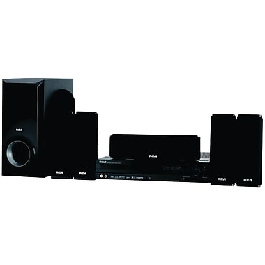 RCA® RTD317W DVD Home Theater System With 1080p Upconvert DVD