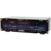 Pyle® Pro® PT649D Dual Cassette Deck