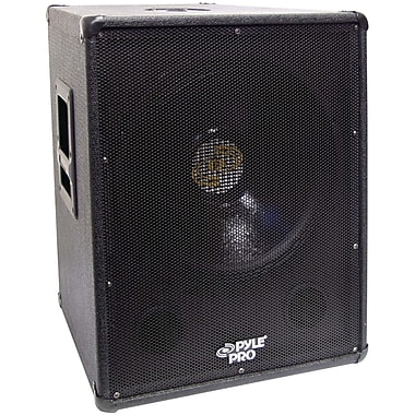 Pyle® PASW15 15in. Stage PA Subwoofer Cabinet