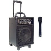 Pyle® PWMA230 Vhf Wireless Battery-Powered PA System, 200 W
