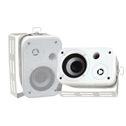 Pyle® PDWR30 Indoor/Outdoor Waterproof Speaker, White