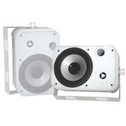 Pyle® PDWR50 Indoor/Outdoor Waterproof Speaker, White