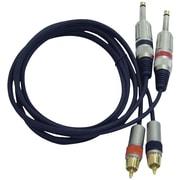 Pyle® Pro PPRCJ 5' Professional Dual Audio Link Cable