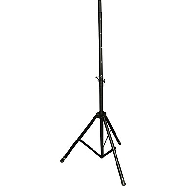 Pyle® Pro PSTND4 6.5' 2 Way Anodized Aluminum Tripod Speaker Stand