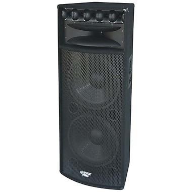 Pyle® PADH215 Dual DJ PA Speaker Cabinet