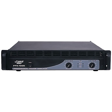 Pyle® PTA1000 Professional 1000 Watt Power Amplifier