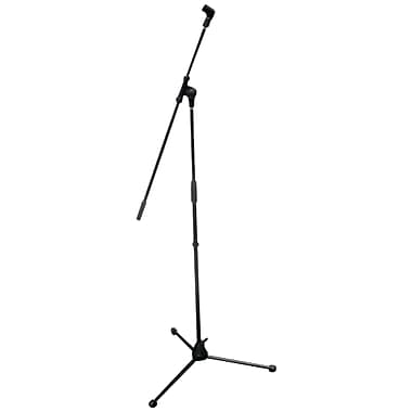 Pyle® Pro PMKS3 Tripod Microphone Stand With Extending Boom