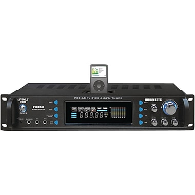 Pyle® P1002Ai 1000 Watt Hybrid Receiver With iPod Dock