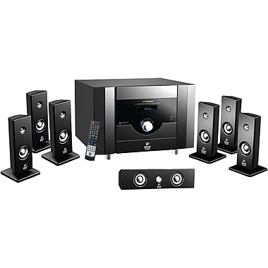 Pyle Pro PT798SBA 7.1-Channel Home Theater System With Bluetooth