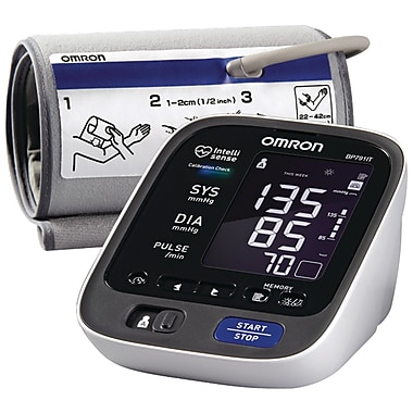 Omron® 10 Series+™ Upper Arm Blood Pressure Monitor