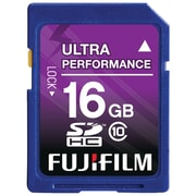 Fujifilm 16GB SDHC (Secure Digital High-Capacity) Class 10 Flash Memory Card