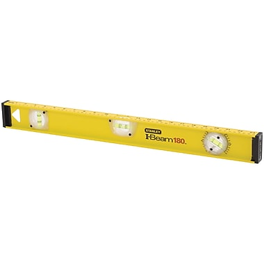 STANLEY® I-Beam 180™ Level, 24 in (L)