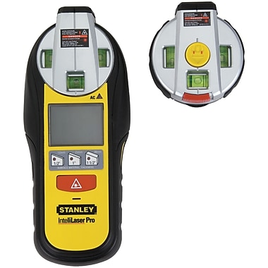 STANLEY® Intellilaser™ Pro Stud Sensor and Laser Level, 12in.