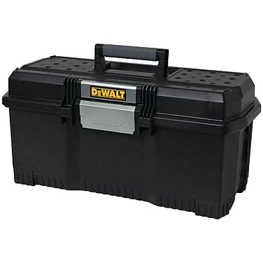 DeWalt® DWST24082 24in. One Touch Tool Box, Black