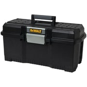 DeWalt® DWST24082 24 One Touch Tool Box, Black