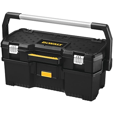 DeWalt® DWST24070 24in. Tote With Power Tool Case, Black
