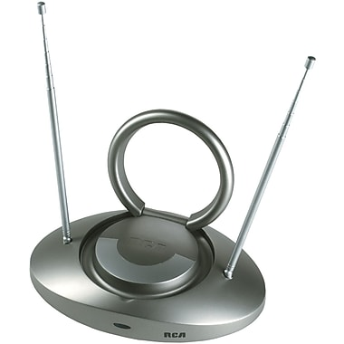 RCA ANT301R Amplified Indoor Antenna For HDTV or digital TV